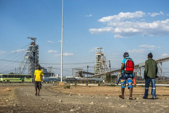 Even the mining industry added 5 000 new jobs in the past year. Picture: Waldo Swiegers/Bloomberg