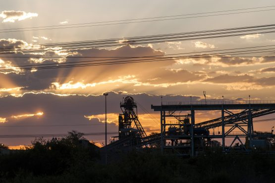 London-listed Lonmin has been hard hit by the drop in platinum group prices. Picture: Bloomberg News