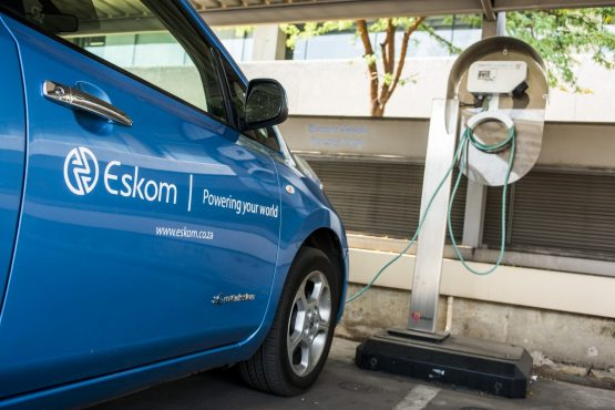 Eskom is working to promote the uptake of electric vehicles locally despite the power supply challenges it faces. Picture: Waldo Swiegers, Bloomberg