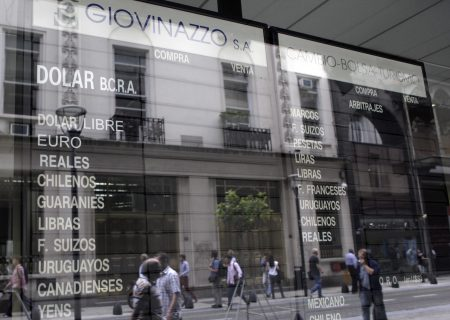 Fitch, S&P downgrade Argentina debt as default risk grows