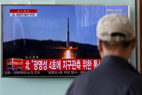 North Korea says it may have to 'reconsider' summit if Washington insists it unilaterally gives up its nuclear weapons. Picture: SeongJoon Cho/Bloomberg