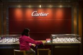 Richemont Christmas sales boosted by jewelry, watch rebound