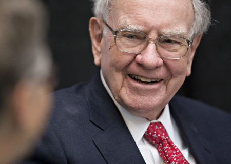 Better to bet with Buffett than against him