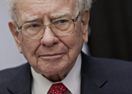 Buffett's Berkshire Hathaway reports record profit