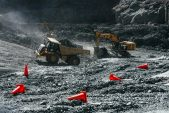 Mining, a once dominant industry, still faces many challenges