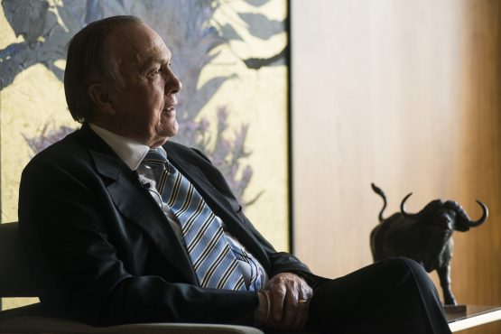 Christo Wiese, billionaire and chairman of Steinhoff Holdings NV. Picture: Waldo Swiegers/Bloomberg