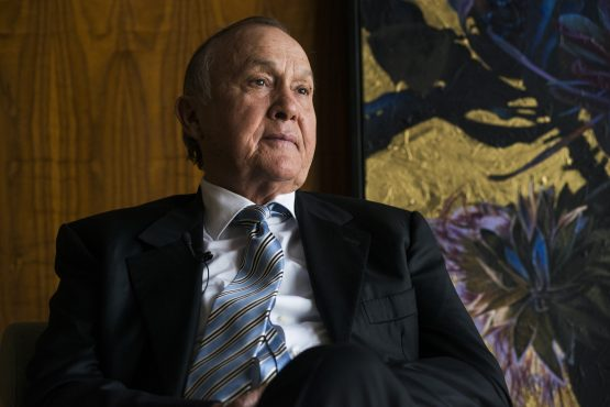 More than 61% of shareholders voted against Christo Wiese at the AGM: Photographer:  Waldo Swiegers/Bloomberg