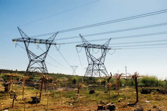 One of the proposals made by Cosatu include government permitting Eskom to build its own renewable power plants. Image: Waldo Swiegers, Bloomberg