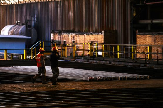Ready to increase production - ArcelorMittal South Africa. Image: Waldo Swiegers/Bloomberg