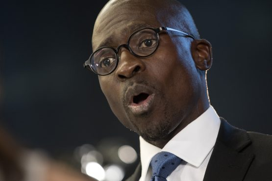 Minister of Finance Malusi Gigaba will deliver the budget on February 21. Picture: Bloomberg