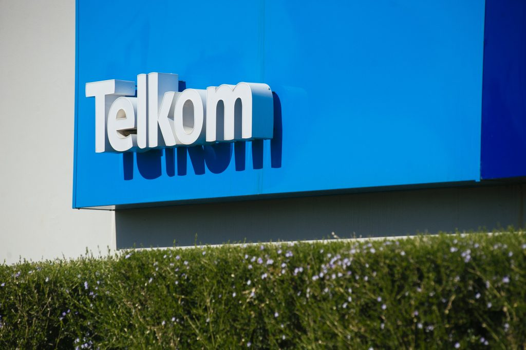 Telkom shares rocket higher