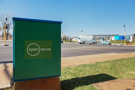 Openserve's overhead cables have also been affected, with trees becoming waterlogged resulting in branches breaking or falling onto the cables. Picture: Bloomberg