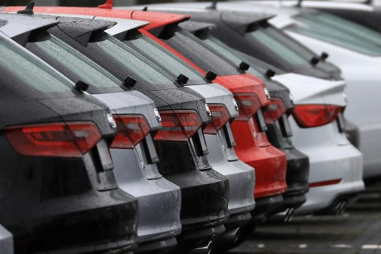 Audi announced in November it will eliminate as many as 9 500 positions in Germany through 2025. Image: Bloomberg