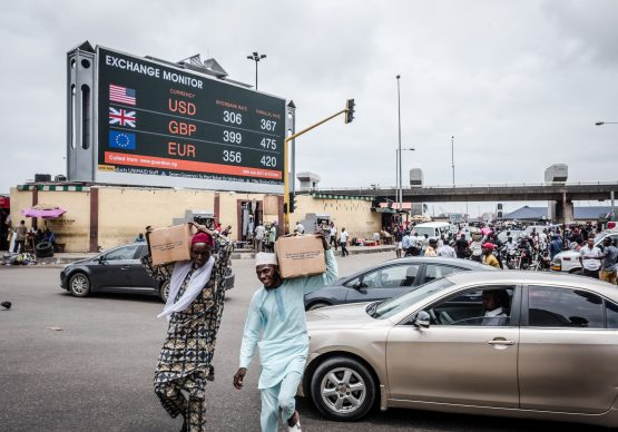 Jumia now counts Nigeria as its largest market. Picture: Tom Saater/Bloomberg
