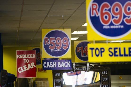 South Africa's consumer inflation and retail sales figures are due on Wednesday. Image: Waldo Swiegers, Bloomberg