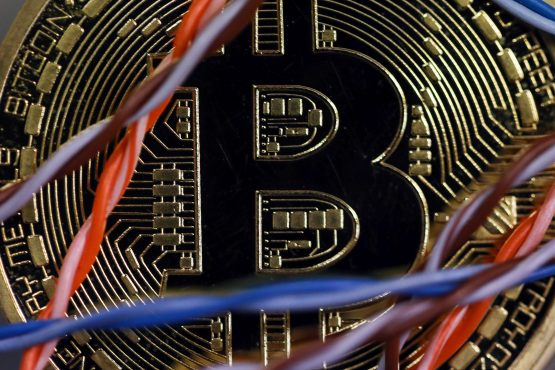 Blockchain technology couldassist the auditor in tracking and verifying transactions. Picture: Bloomberg