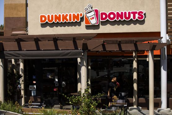 Grand Parade says it expects to take a big hit to its performance following the closure of loss-making Dunkin' Donuts and Baskin Robbins operations in SA. Picture: Patrick T Fallon/Bloomberg