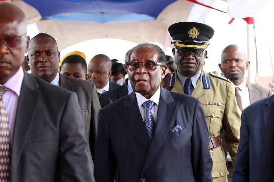 Robert Mugabe is revered by many as a liberator who freed his people from white minority rule. Image: Bloomberg