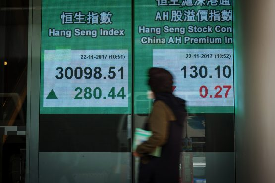 Emerging Asia becomes vulnerable amid selloff. Picture: David Paul Morris/Bloomberg