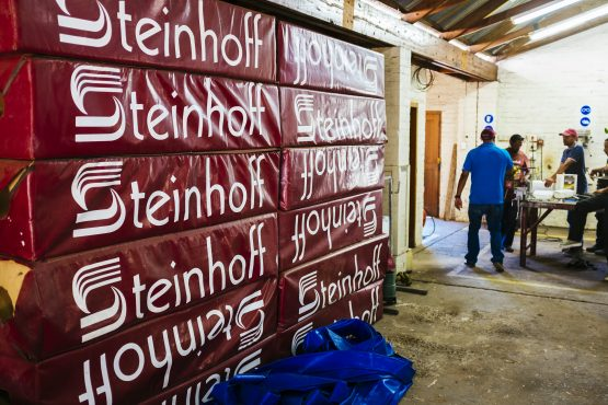 Steinhoff plans to use KAP stake sale proceeds to help fund the early repayment of its South African bond, which will release money for Mattress Firm. Picture: Bloomberg