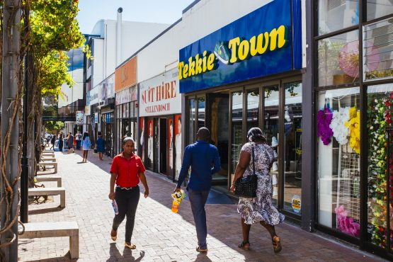 Star directors file urgent application to prevent Tekkie Town executives from 'interfering' with IT systems and Intellectual Property. Picture: Waldo Swiegers/Bloomberg