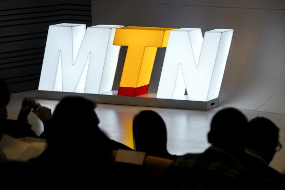 MTN shares are likely soar following the settlement with the Nigerian Central Bank. Picture: Waldo Swiegers, Bloomberg