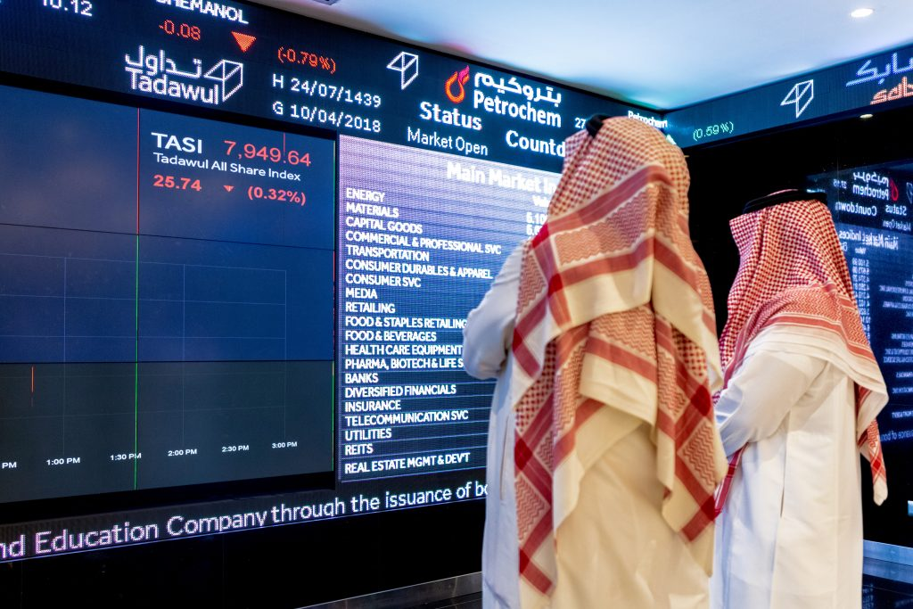 Equities hit by China rate dampener and Mideast tensions