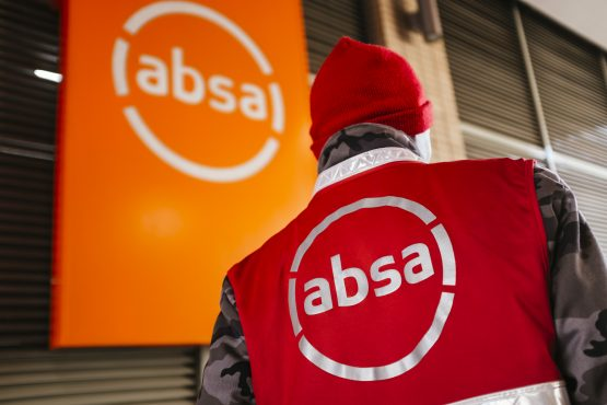 The number of those who use Absa as their main bank is also down. Image: Waldo Swiegers, Bloomberg