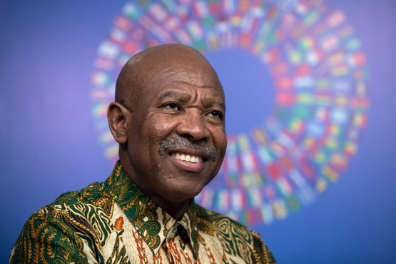 Lesetja Kganyago, governor of the Reserve Bank. Picture: Bloomberg