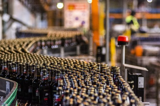 The decision to proceed with the share sale would depend on 'a number of factors and prevailing market conditions,' AB InBev has said. Image: Bloomberg