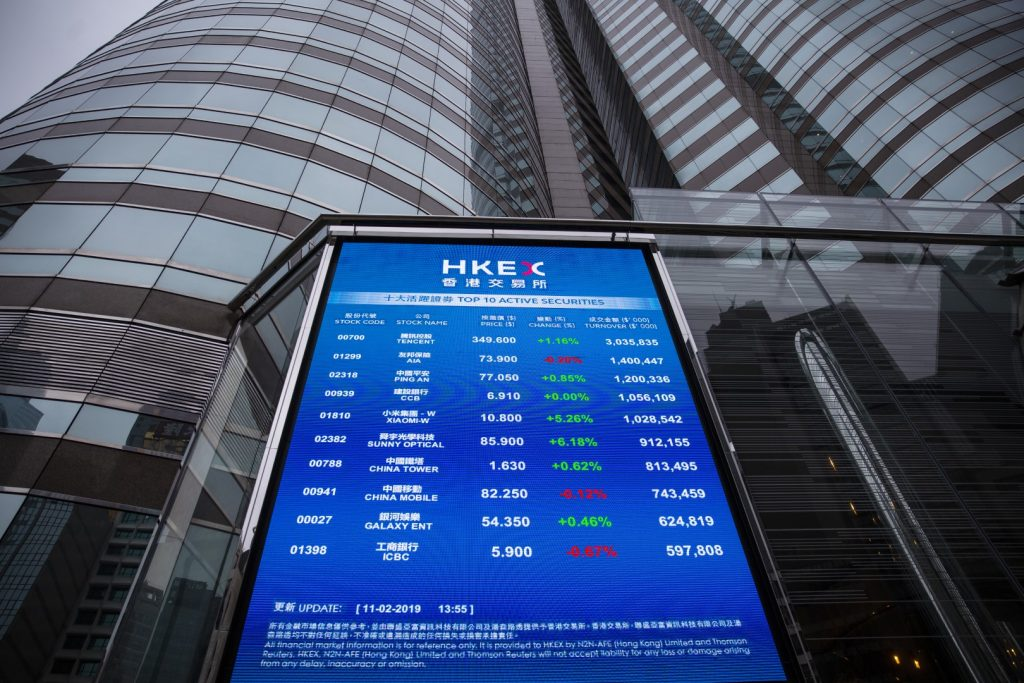 Hong Kong stocks enter bull market