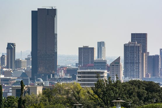 The Department of Rural Development and Land Reform's new offices will be situated in the Pretoria CBD. Image: Waldo Swiegers, Bloomberg