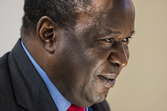 Finance Minister Tito Mboweni left South Africans wanting more with his MTBPS on Wednesday. Image: Waldo Swiegers, Bloomberg