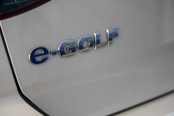 VW says it will bring 60 e-Golfs into SA by the end of the year as it looks to spark interest locally. Picture: Alex Kraus/Bloomberg