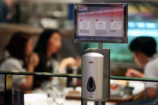 Fedhasa points out that it won't be viable for many restaurants to open while they are not permitted to serve alcohol. Image: Brendon Thorne/Bloomberg