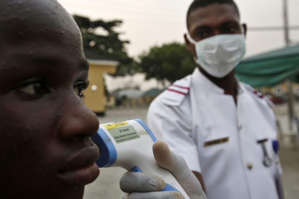 Africa is two to three weeks away from height of virus storm