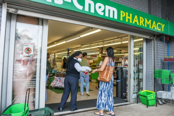 The pharmacy giant has been eyeing Baby City for two years. Image: Waldo Swiegers, Bloomberg