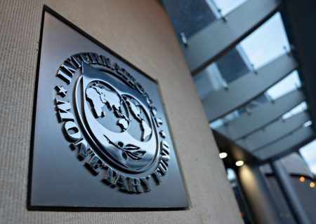 IMF chief urges greater support for poor nations fighting virus