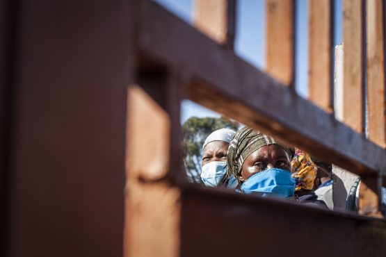 Government is counting on R120bn from multilateral lenders and development finance institutions to support its response to the pandemic. Image: Waldo Swiegers, Bloomberg