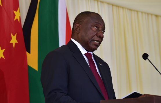 The local economy continues to struggle despite a supportive global backdrop and the election of Cyril Ramaphosa as president. Picture: GCIS