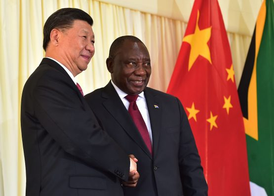 China offers loan to freight company, Transnet. Picture: GCIS