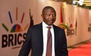 Deputy president Mabuza in South Sudan to talk peace plans