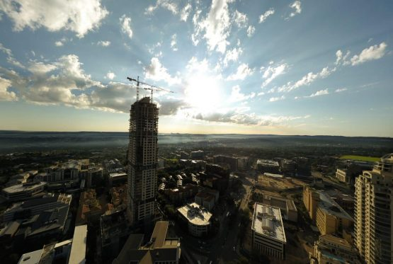 Office property vacancies have hit 18% in the Sandton CBD due to an oversupply, in addition to SA's poor economic conditions. Picture: Supplied