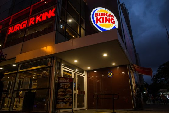 Grand Parade subsidiary Burger King has stemmed its losses, but shareholders are not convinced about the company's capital allocation strategy - among other issues. Picture: Bloomberg