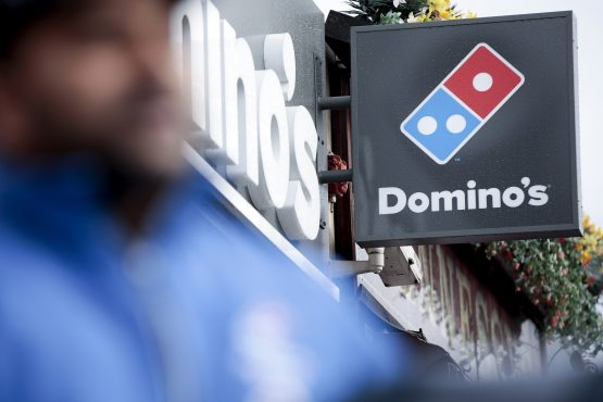 Domino's has been investing in technology to make sure it stays ahead of the competition. Picture: Jason Alden, Bloomberg