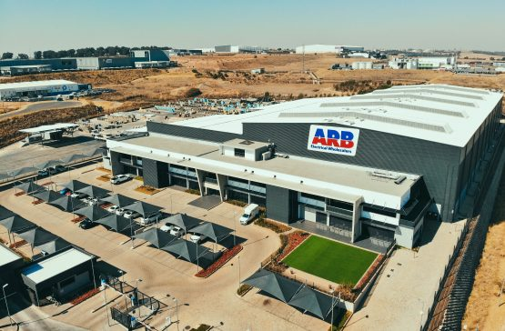ARB Electrical Wholesaler's new Lords View distribution centre in Midrand, Johannesburg. Image: Supplied