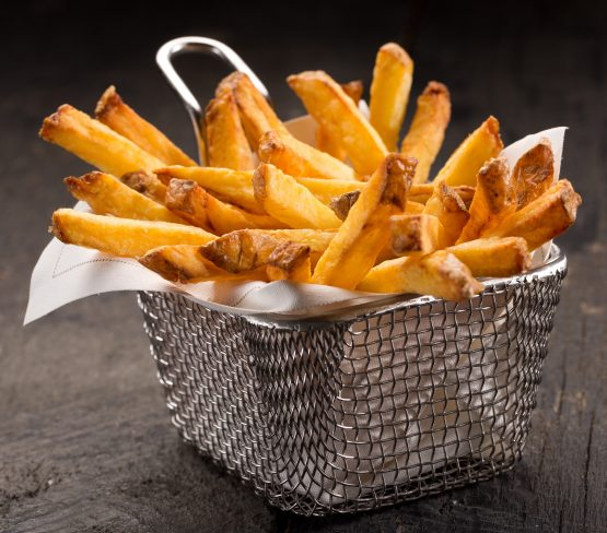 The cumulative rand value lost due to imports of frozen French fries between January and May could be close to R80m. Image: AdobeStock