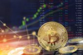 Crypto stocks hit by rout