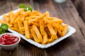 Imported 'frites' are now cheaper than South African potato chips