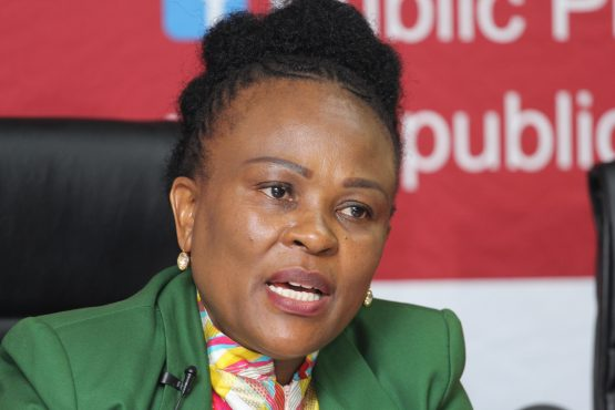 Public Protector Busisiwe Mkhwebane's findings have been described as 'arbitrary', 'irrational' and 'unjustified'. Image: Moneyweb